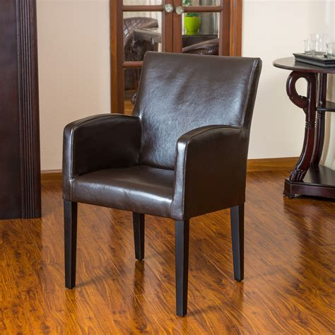 leather dining room chairs with arms leather dining room chairs with arms indiepretty