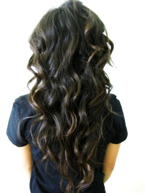 difference in a body wave and a perm hair color cut long hairstyles how to