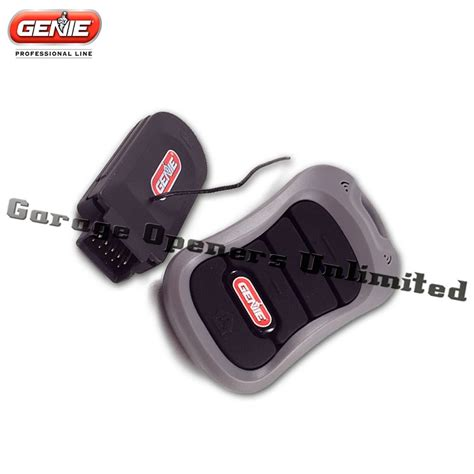 Genie Garage Door Network Adapter Genie Network Adapter Remote Confirm