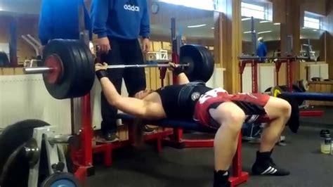 bench press 175 2015 02 11 erik frid 175 kg bench press liten och