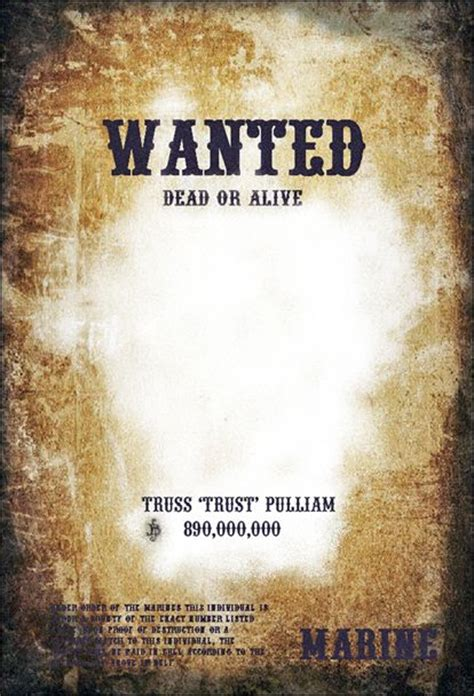 15 Best Wanted Poster Images On Pinterest Posters Wanted Poster Psd