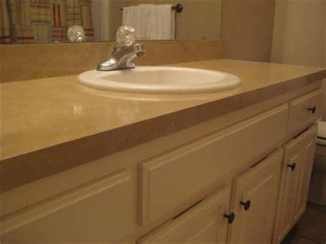 painting laminate bathroom countertops painted laminate countertop kitchen pinterest
