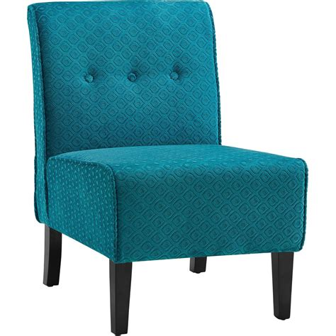 Turquoise Accent Chair Coco Teal Blue Accent Chair Everything Turquoise