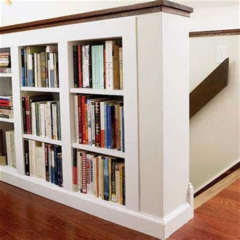build bookshelves into wall the key details from attic to bedroom with help from the web this house