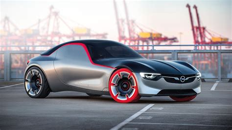 Opel Car Company by Concept Cars From The International Automobile In