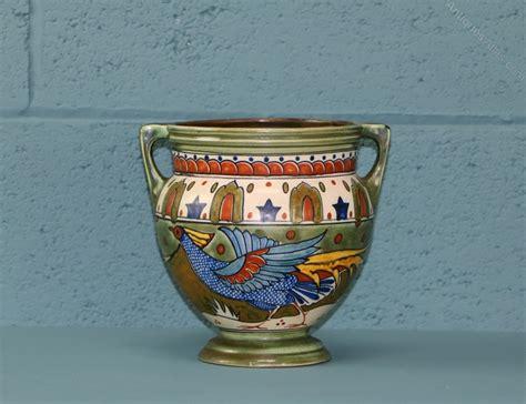 antiques atlas liberty co gouda vase