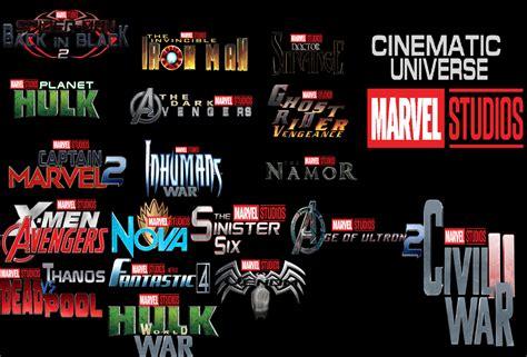 marvel film universe phase 4 marvel phase 4 and 5 by nicolascage49 on deviantart