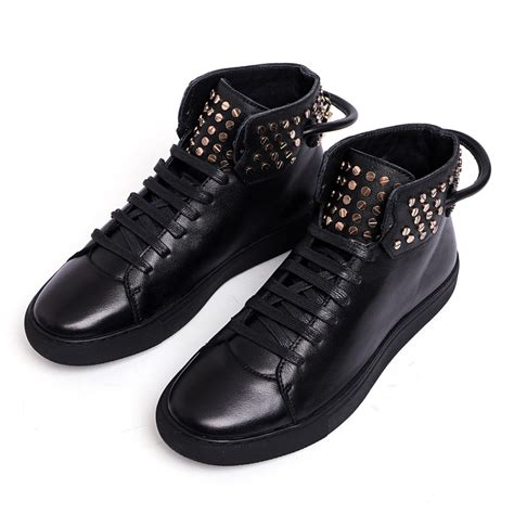 mens designer black boots 2015 italian luxury designer fashion mens ankle boots