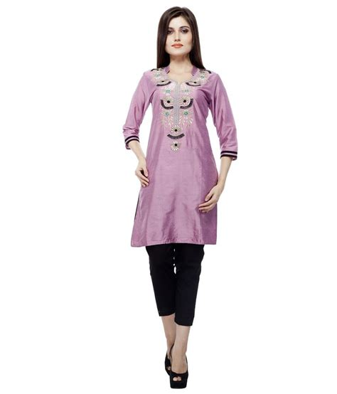 Purple 46 Fab Products by 9 Fab Purple Cotton Stitched Suit Buy 9 Fab Purple