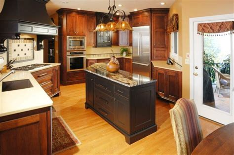 Islands In Kitchen Design gallery sam bradley homes