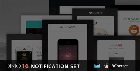 dimo 16 email notification template set access by williamdavidoff