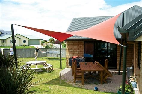 backyard sail shade how to a quality shade sail beautyharmonylife