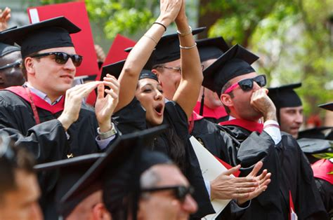 Harvard Mba Class Of 2014 by Harvard Business School Celebrates 104th Commencement