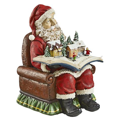 santa claus clause sculpture father christmas kris kringle