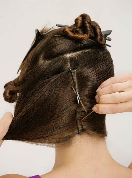 anleitung fã r hochsteckfrisuren hochsteckfrisuren anleitung lange haare