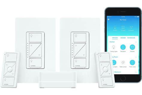 caseta wireless smart lighting dimmer switch starter kit lutron cas 233 ta smart lighting dimmer switch starter kit
