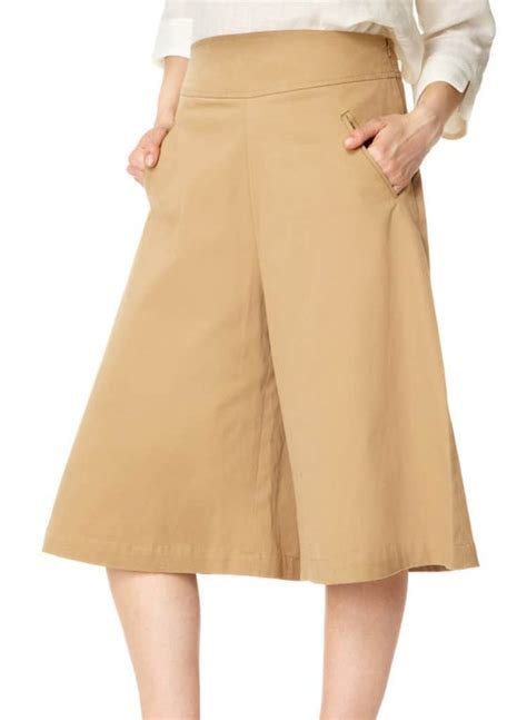 cullote cotton cotton culottes travel clothing tim
