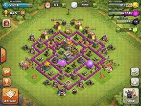 hd photos clash of clan townhall 7 clash of clans town hall 7 images