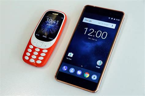 Softcase Nokia 3310 Reborn 2017 nokia comeback at mwc 2017 hmd global vp talks about the