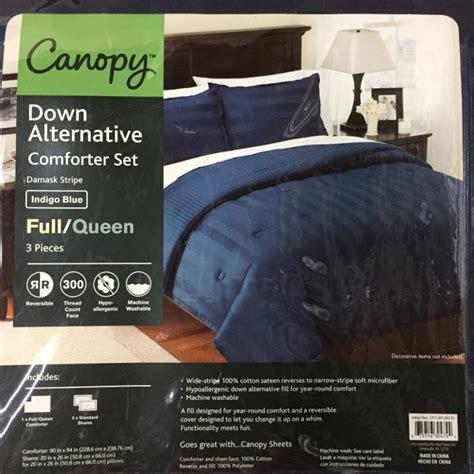 canopy down alternative comforter queen comforter set down for sale classifieds