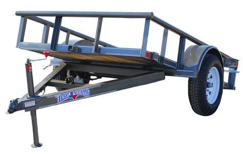 tilt boat trailer designs single axle double d sales nacogdoches texas trailer
