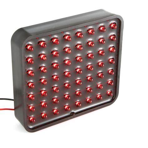 High Intensity Led Light Bulbs Rectangular High Intensity Led Light 93mm X 103mm Car Builder Solutions Kit Car Parts