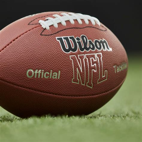 football on wilson nfl mvp football sports outdoors