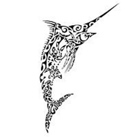 marlin tattoo bali tribal walleye fish by ojibway doko deviantart com on
