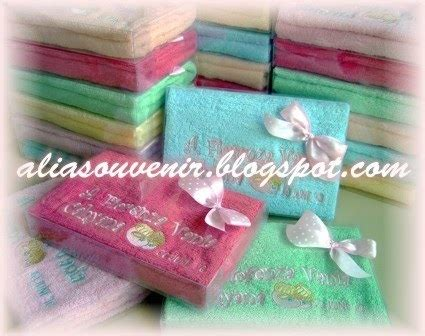 Souvenir Aqiqah Souvenir Pernikahan Mug Mimi Souvenir Gelas souvenir handuk bordir kelahiran bayi