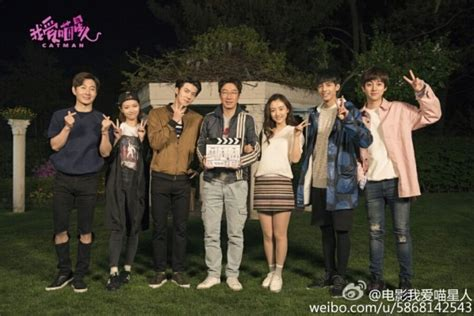 film sehun exo i love catman exo s sehun completes filming for chinese film catman
