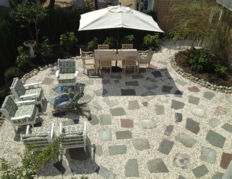 backyard paver patio ideas renovated house with rustic coastal interiors home