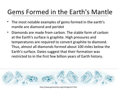 education 373 inquiry gemstones