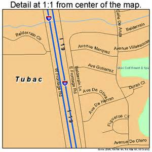 tubac arizona map tubac arizona map 0475940