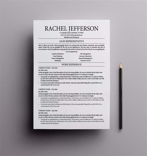 how to make a cv template on microsoft word how to make a resume in microsoft word custom 8 best