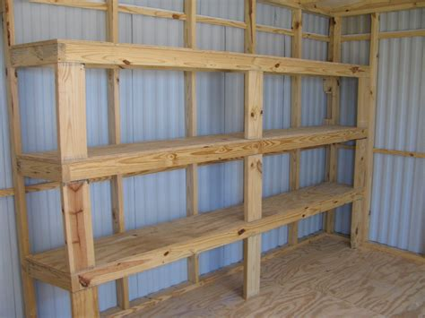 plans for building wood storage shelves discover woodworking projects