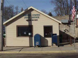 Hayward Post Office by Businesses City Of Hayward Freeborn County Minnesota
