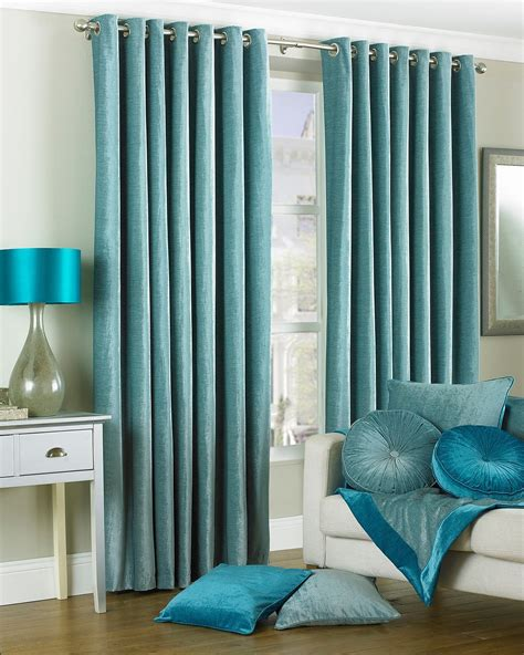 duck egg blue curtains lined duchess duck egg blue velvet lined ring top eyelet