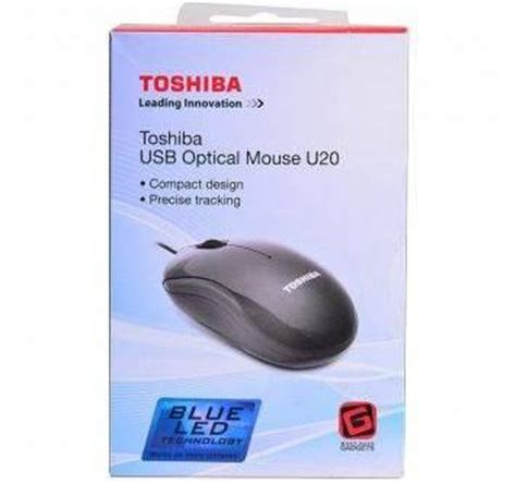 Mouse Laptop Toshiba mouse usb optical toshiba u20 toko sigma