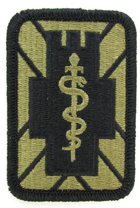 Gildan Civil War 5th brigade ocp patch scorpion w2