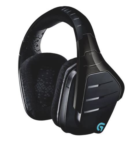 Headset Logitech G933 logitech debuts g933 g633 gaming headsets with dts headphone x surround sound takes on tech