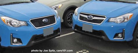 subaru crosstrek grill subaru 2016 crosstrek options and upgrades photo page 4