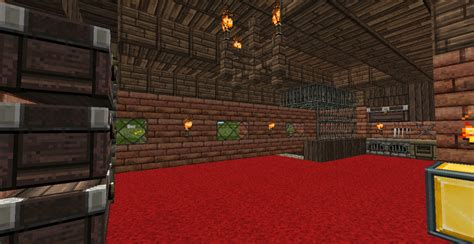 Kitchen Items Minecraft Premade Survival House With Farm And Items Minecraft Project