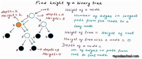 Average Binary Search Find Height Of A Binary Tree