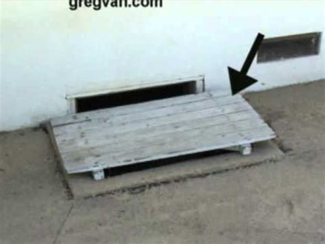 Do It Yourself Crawlspace Cover Problem   Safety And