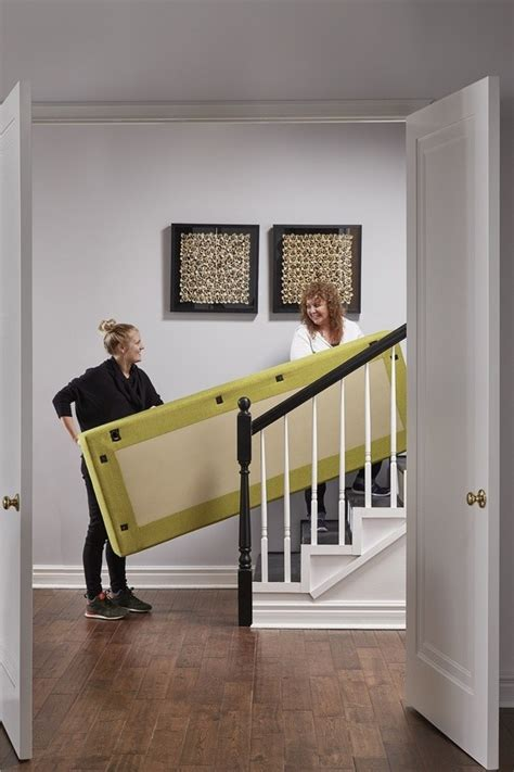 sofa for narrow stairs if you had to move a couch with one person how would you
