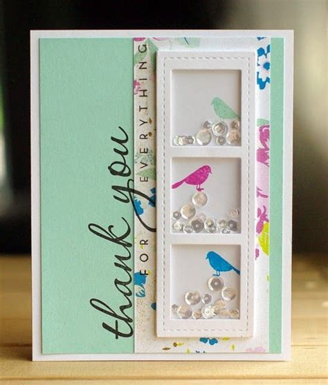 Posh Thinks Pink by Best 20 Shaker Cards Ideas On Scrapbook Cards