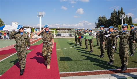 joy field the korean missionary mandate to the japanese korean peacekeepers receive service medals unifil