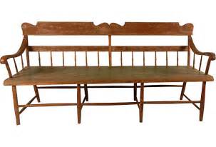 Free Bench Antique Plank Seat Deacon S Bench Sold Janice Buck