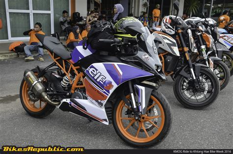 Ktm Johor Ktm Malaysia Hosts Ride Into Southern Thailand