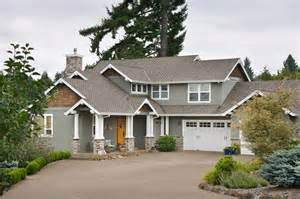 new craftsman house plans craftsman home plan 2374 the clearfield